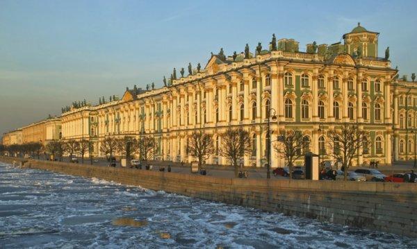 San Petersburgo, ciudad imperial
