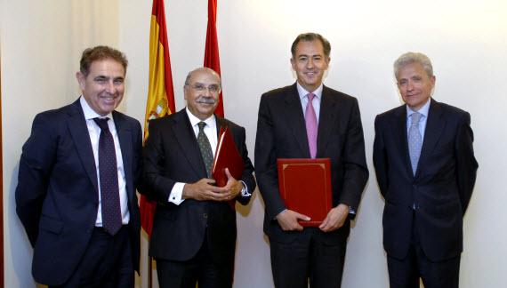 Financiación preferente a las pymes y autónomos madrileños con Banco Popular