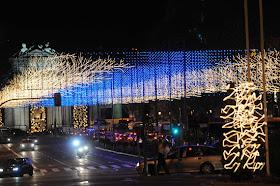Las luces de Navidad 2014-15 se encienden el 28 de noviembre