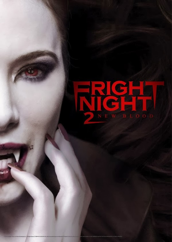 Poster Of English Movie Fright Night 2 (2013) Free Download Full New Hollywood Movie Watch Online At alldownloads4u.com