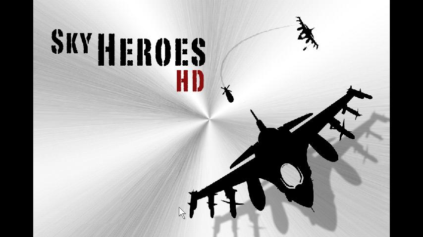 Sky Heroes HD Full | เกมส์สงครามเจ้าเวหา | โหลดเกมส์แอนดรอยด์ฟรี