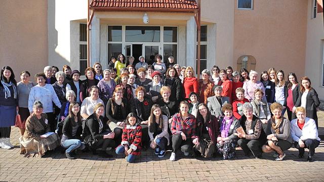 Conferința pentru femei, Surduc 2015