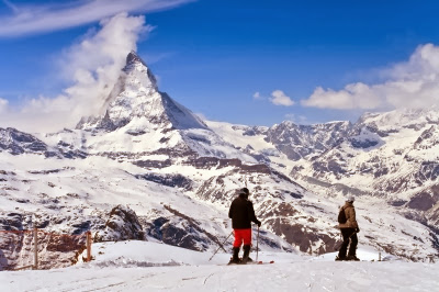 travel, travel deals, skiing in Europe