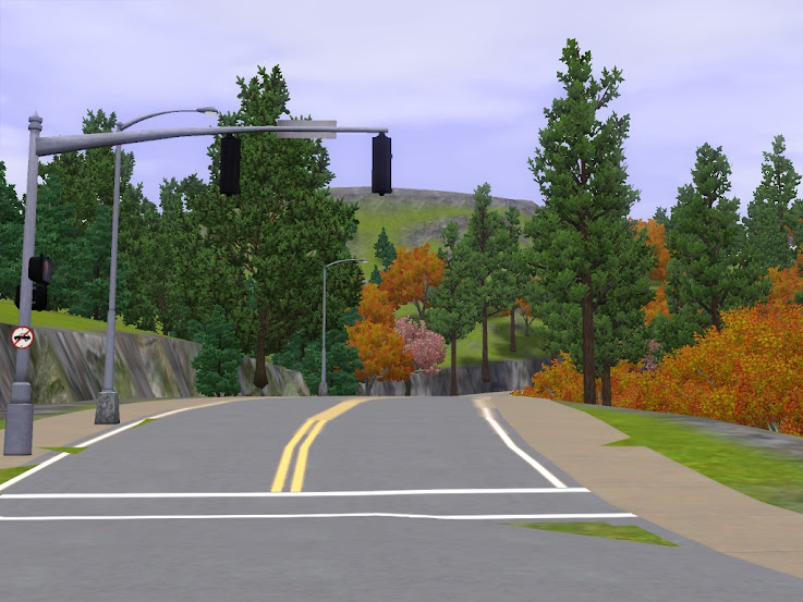 sims3 road