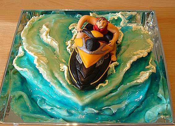 Невероятные шедевральные торты