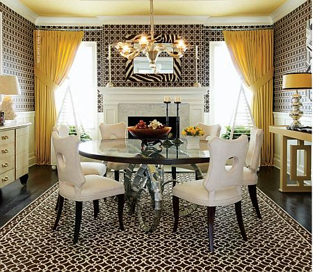 High Quality Carpet: New Oriental Tibetan   Sherrill Canet Collection 262980A  Wallcovering And Fabrics By Stark.