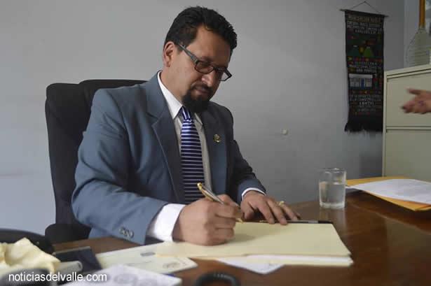 Entre Palabras - entrevista al alcalde de San Marcos Gabriel López