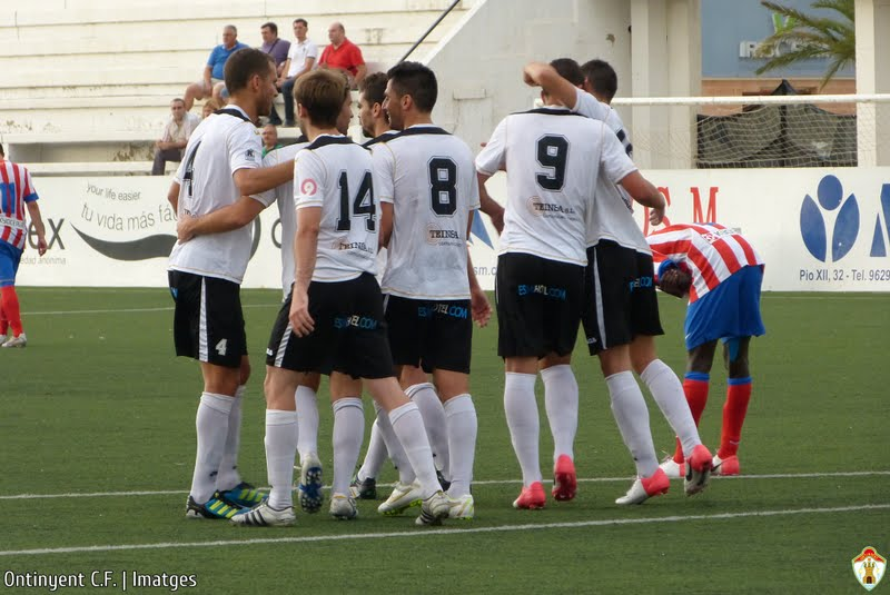 Ontinyent - At. Madrid B