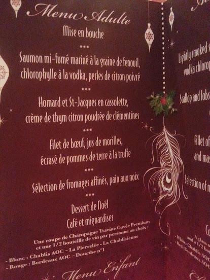 Menus réveillons de Noël et Nouvel An 2013. - Page 3 20131224_213802
