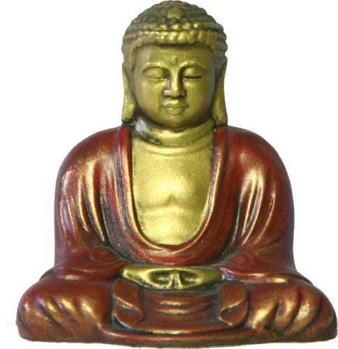 Ritual Of Lifting Buddha