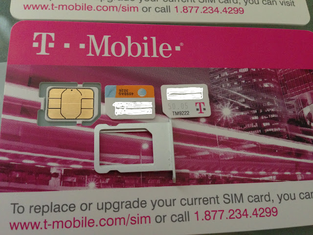T mobile sim swap : Pompano train station