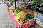 Fresh fruits stall