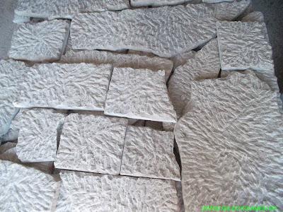 bilecki kamen - špicani mozaik