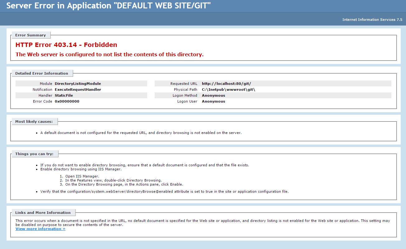 Install bonobo git server windows 10   Using Git with