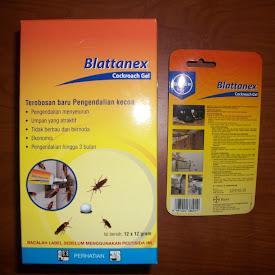 INSEKTISIDA BLATTANEX COCKROACH GEL