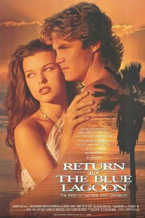 Phim Trở Lại Eo Biển Xanh - Return To The Blue Lagoon - Wallpaper