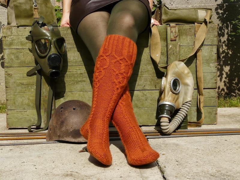 Provocare tricotat nr. 1 - Şosete, botoşei, jambiere. - Pagina 4 P1260809