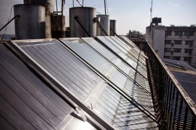 達人帶路-環遊世界-尼泊爾-太陽能板