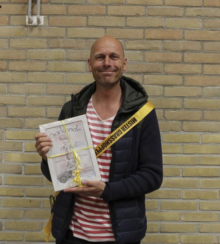 Mister Grasshoppers, Wim Kulk!