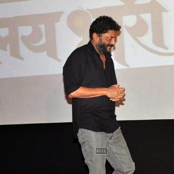 Nishikant Kamat during the success meet of Marathi movie Lai Bhaari, held at Orchid, on July 14, 2014.(Pic: Viral Bhayani)