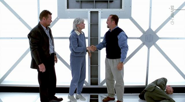 Xem Phim Chiếc Hộp Mê Cung 2: Ác Mộng Siêu Hình - Cube 2: Hypercube - Ảnh 1