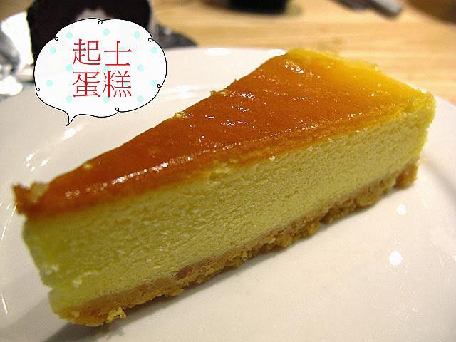 起士蛋糕-上閤屋台中復興店