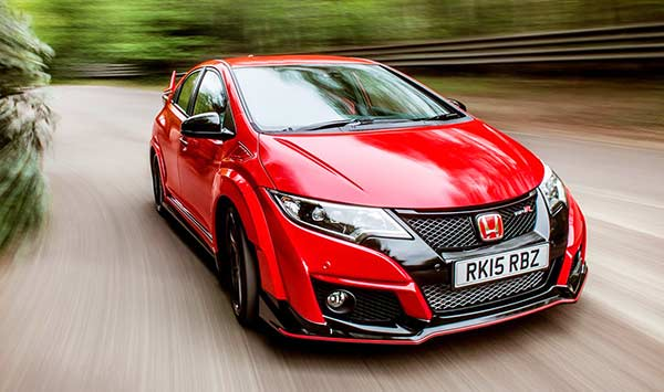 Honda Civic Type R Review, Design Sporty