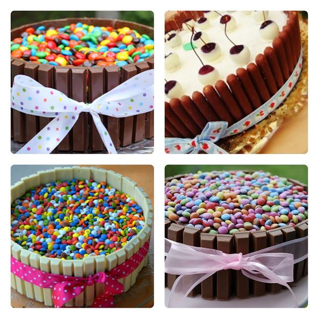 Trafagando En Las Gavetas Ideas Para Decorar Tartas - Ideas-para-decorar-una-tarta