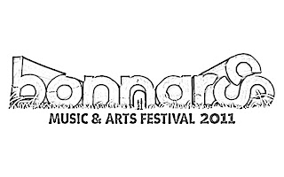 Bonnaroo Music Festival 2011 Sketch