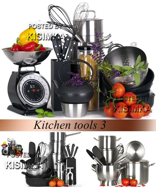 Stock Photo: Kitchen tools 3