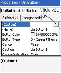 Chuyên đề: Tiếng Việt Unicode trong lập trình Visual Basic 6 0