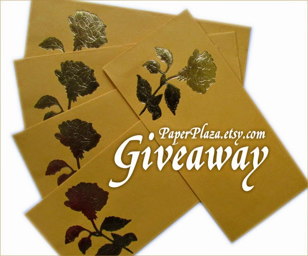Giveaway by Paper Plaza