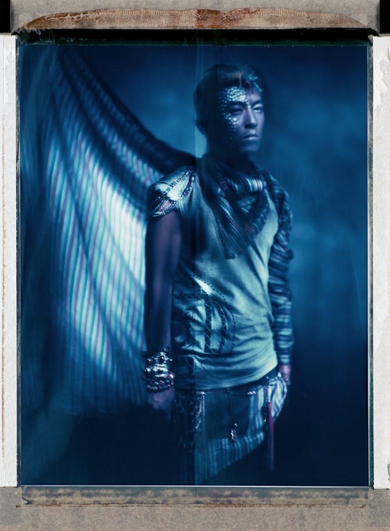 *CLOT FW 2012:Tribesmen 找來夏永康拍出民族圖騰藝術品 5