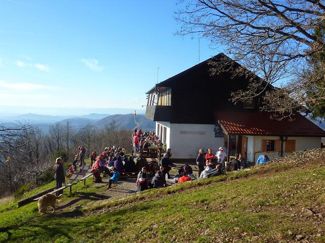 Doček zime na Japetiću