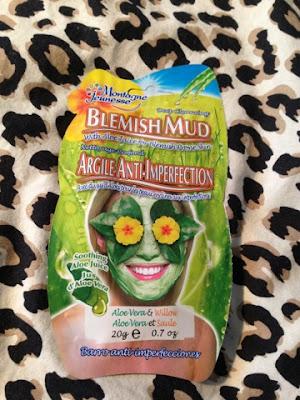 Blemish Mud Montagne Jeunesse Face Masks