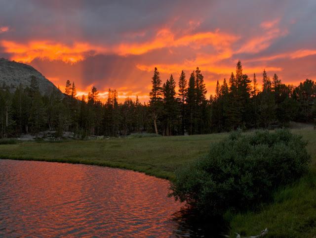 Clark Lake Ansel Adams Wilderness