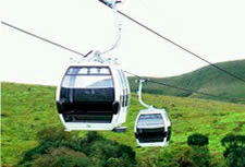 Obudu Mountain Resort Cable Car