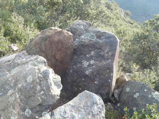 Ceci est un dolmen