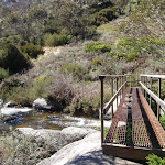 Crossing the Thredbo River (83560)
