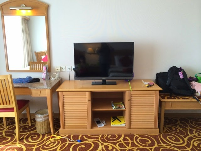 Mega Hotel, Miri - Coffee Break With Me