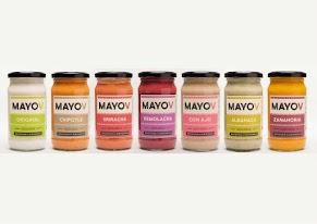Mayonesas elaboradas con legumbres, aceite de girasol, y jugo de limón. Sin leche, sin huevo 100% veganas y sanas