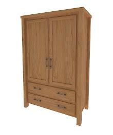 Ashton Armoire Dresser