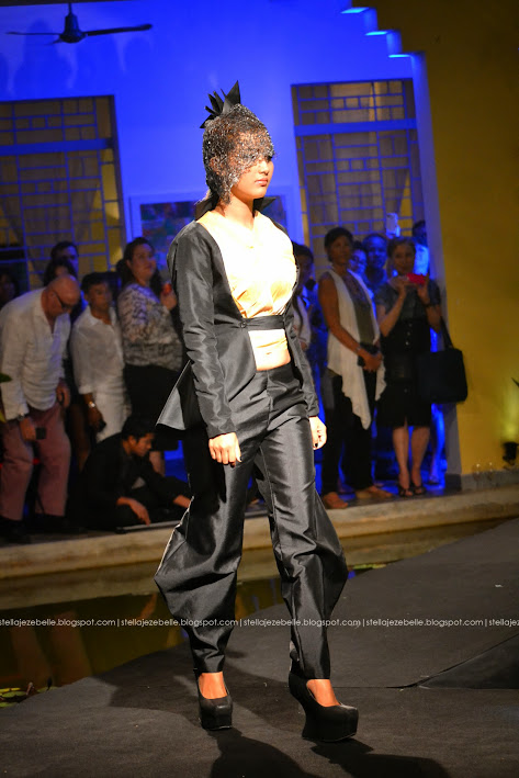 cambodia, fashion trend, year of the wooden horse, 2014, origami, design, clothes, attire, runway, catwalk, modeling, asia, kampucheya, cambodge.