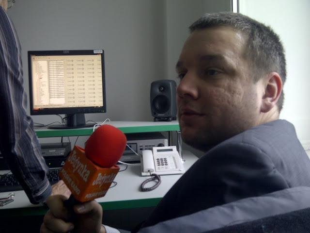 Bartłomiej Kamiński - wywiad z ekspertem rynku CNG w Programie 1 Polskiego Radia