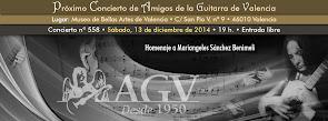 Homenaje a Mariangeles Sánchez Benimeli