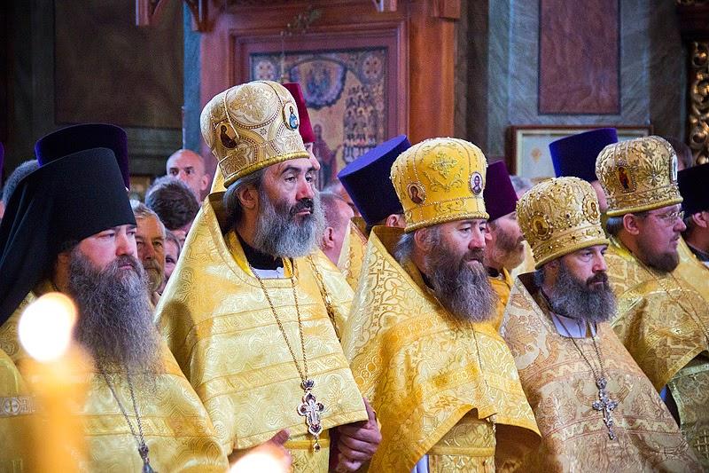 Священник протоиерей Александр Адоньев