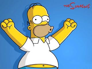 Homer Simspon per la festa del papà