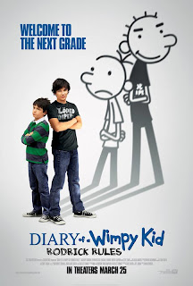 Diary of a Wimpy Kid: Rodrick Rules movie