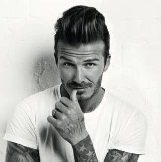David Beckham - Google+