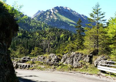 au ostrachtal ostrachklamm Tour Hindelang Hinterstein Giebelhaus Schwarzenberghütte Allgäu primapage